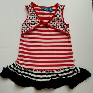 The Children's Place Baby Girl Patriotic Dress